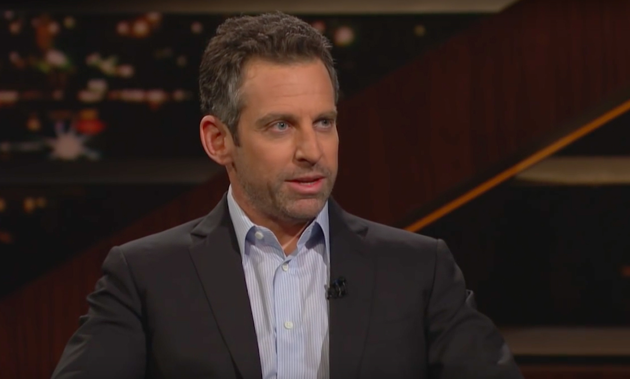 """When Liberals """"Lie About the Problem of Islamism"""" It Empowers the Right, Says Sam Harris"""