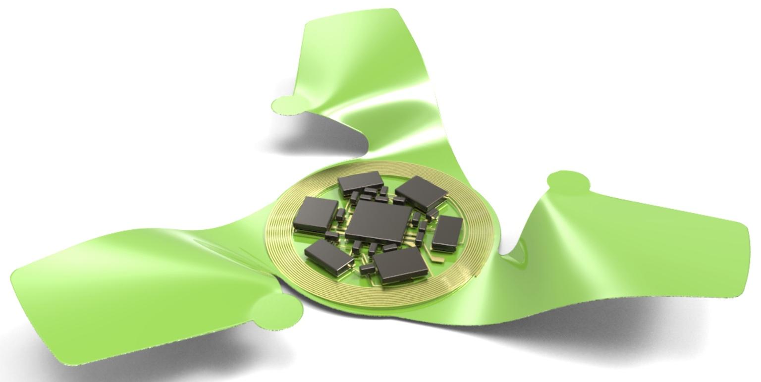 flying microchip